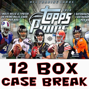 14' Prime FB Full 12 Box Master Case