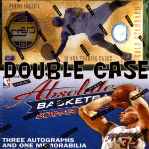 NBA Absolute Gold Double Case