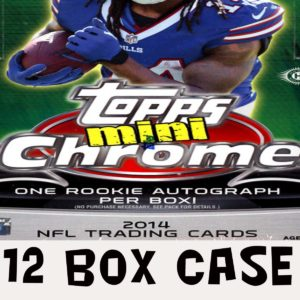 14' Chrome MINI FB Case