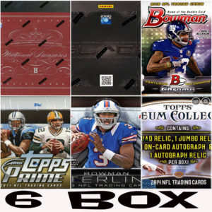 NFL SICK 6 BOX #7