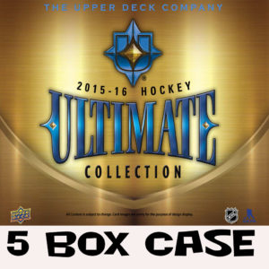 15-16 Ultimate NHL Case #1