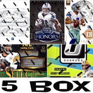 NFL 5 Box Mixer
